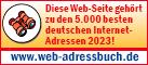 Auszeichnung Ihrer Homepage www.kfz-auskunft.de/Nr. 30669