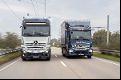 Daimler-Lastwagenmodelle