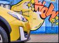 Subaru-Farzeuglackierung