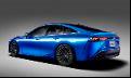 Toyota Wasserstoff-Automodell